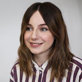 Jade Mair, Digital Marketing Apprentice